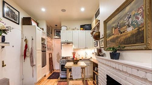 Ấn tượng với sàn gỗ đẹp dành cho nhà bếp & phòng khách