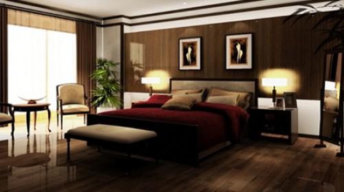 Bài trí phòng ngủ đẹp và hợp phong thủy