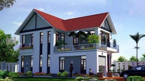 Tất cả các loại mái nhà xây dựng tại Việt Nam
