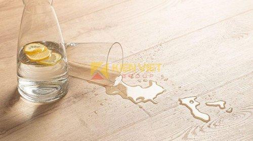 Những loại sàn gỗ công nghiệp chịu nước tốt nhất hiện nay