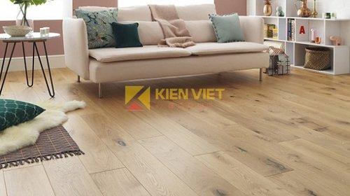 Các loại sàn gỗ tự nhiên phổ biến hiện nay
