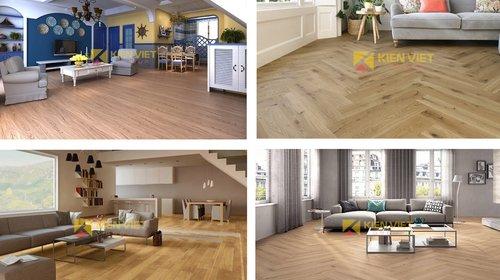 TOP 4 mẫu sàn gỗ Châu Âu tốt nhất hiện nay