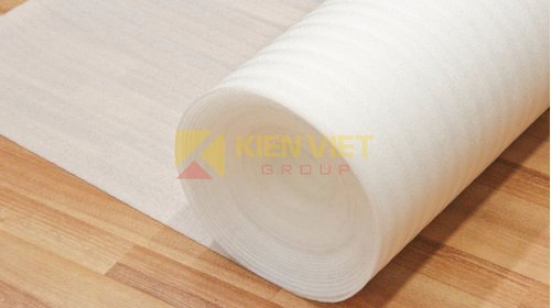 Nên chọn lót gì khi thi công sàn gỗ công nghiệp, sàn nhựa hèm khóa