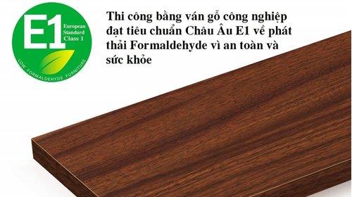 Những điều bạn cần biết về chỉ số E của sàn gỗ công nghiệp