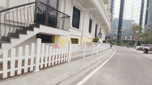 Thi công hàng rào ngoài trời tại Khu đô thị Sunshine City – Bắc Từ Liêm - Hà Nội