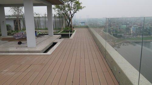 Sàn gỗ nhựa ngoài trời Kankyo wood là gì? Có tốt hay không?