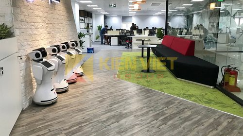 Tại sao nên sử dụng sàn nhựa giả gỗ cho văn phòng và cửa hàng?