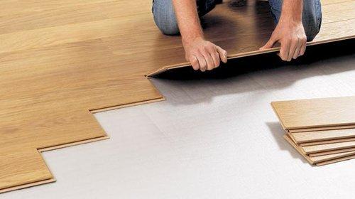 5 bước hướng dẫn cách lát sàn gỗ công nghiệp đúng kỹ thuật