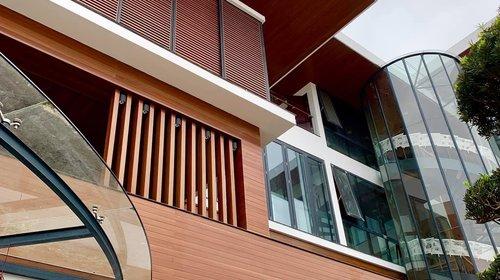 Ưu điểm nổi bật của sàn gỗ nhựa ngoài trời PVC