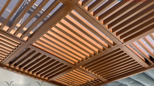 Lam gỗ nhựa trang trí giá rẻ - Báo giá thanh lam gỗ nhựa trang trí