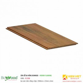 Sàn gỗ composite 125x6mm Biowood IF12506