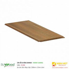 Sàn gỗ composite 125x8mm Biowood IF12508