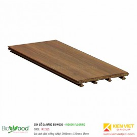 Sàn gỗ composite 125x15mm Biowood IF12515