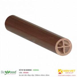 Tay vịn 40x40mm Biowood HR04040