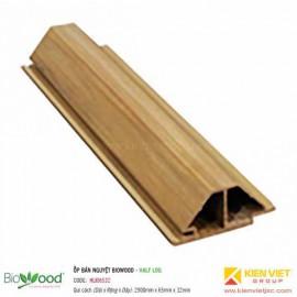 Ốp bán nguyệt Indoor 65x32mm Biowood HLI06532