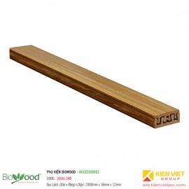 Clip kết nối 36x12mm Biowood C03612AB