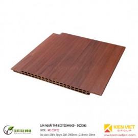 Sàn ngoài trời Ecotech Wood | EW-230T20