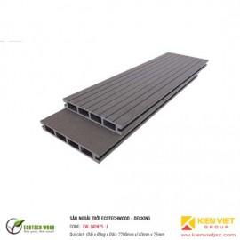 Sàn ngoài trời Ecotech Wood | EW-140H25-J