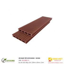 Sàn ngoài trời Ecotech Wood | EW-140H25-H