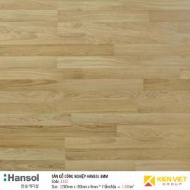Sàn gỗ công nghiệp Hansol 1322 | 8mm