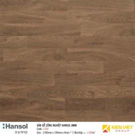 Sàn gỗ công nghiệp Hansol 1330   8mm