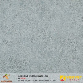 Sàn nhựa dán keo vân đá Aimaru A-3203 | 3mm