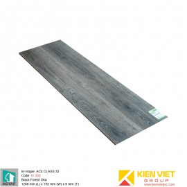 Sàn gỗ Inovar InVouge IV302 Black Forest Oak | 8mm