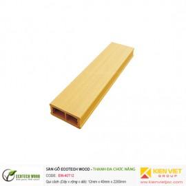 Thanh đa chức năng Ecotech Wood | EW-40T12