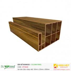 Thanh ốp cột 150x225m Biowood CP150225