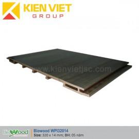Ốp tường gỗ 320x14mm Biowood WPI32014