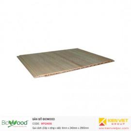 Ốp tường gỗ 240x6mm Biowood WPI24006