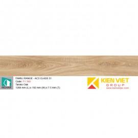 Sàn gỗ Inovar Famili Range FV368 Taroko Oak   7.5mm