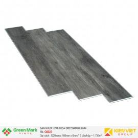 Sàn nhựa hèm khóa Green Mark G6022 | 6mm