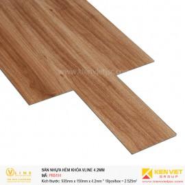 Sàn nhựa hèm khoá VLine PR13018 | 4.2mm