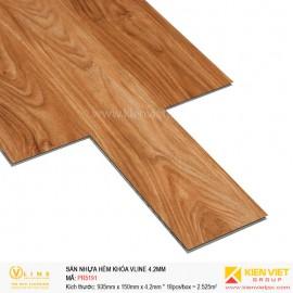 Sàn nhựa hèm khoá VLine PR1359 | 4.2mm