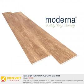 Sàn nhựa hèm khóa Moderna SPC 4S108 | 4mm