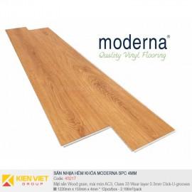 Sàn nhựa hèm khóa Moderna SPC 4S217 | 4mm