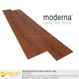 Sàn nhựa hèm khóa Moderna SPC 4S224 | 4mm