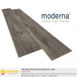 Sàn nhựa hèm khóa Moderna SPC 4S819 | 4mm