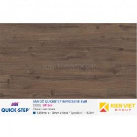 Sàn gỗ Quickstep Impressive IM1849 | 8mm