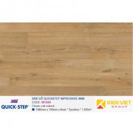 Sàn gỗ Quickstep Impressive IM1848 | 8mm