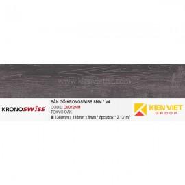 Sàn gỗ Kronoswiss D8012NM Tokyo Oak | 8mm V4