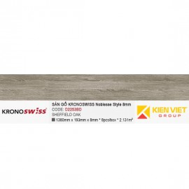 Sàn gỗ Kronoswiss D2253BD Sheffield Oak | 8mm