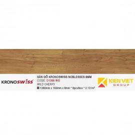 Sàn gỗ Kronoswiss D1365WG WILD CHERRY | 8mm