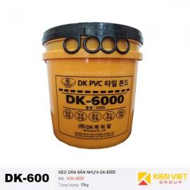 Keo dán sàn nhựa DK6000 - 10kg