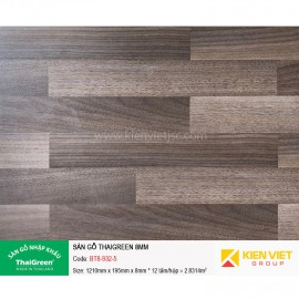 Sàn gỗ công nghiệp Thaigreen BT8-932-5 | 8mm