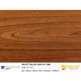 Sàn gỗ công nghiệp Vanachai VFT 1072 | 12mm