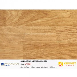 Sàn gỗ công nghiệp Vanachai VF 30611 | 8mm