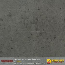 Sàn nhựa dán keo vân đá Woosoung WS144 | 3mm