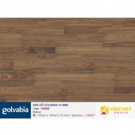 Sàn gỗ Golvabia 136688 Walnut | 10.5mm